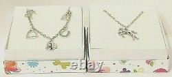 90 Wholesale Jewellery Gift Boxed Horse Necklace & Bracelets Job Lot £1 Each