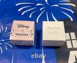 Authentic Pandora Disney Cinderella 3 Charm Gift Set 925 Sterling Silver Charms