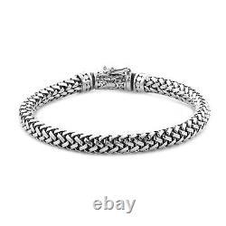 BALI LEGACY Sterling 925 Silver Bracelet Jewellery Gift for Women Size 8