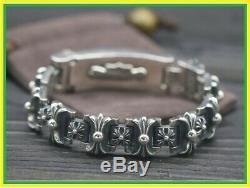 Bracelet Dagger ID Hearts Recommended 925 Silver Bracelet Men Women Best Gift