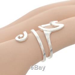 Cute Kitten Cat Silver Ring Women Girl Wrap Finger Ring Adjustable Jewelry Gift