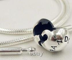 Holiday Gift Authentic Pandora Silver Essence Collection Chain #596004-45 17.7in