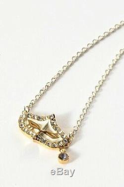 NEW Inu x Boku SS Necklace Kagero Shokiin Model Silver 925 Limited Japan Gift