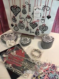 NWT Brighton MERCER 6 Piece Set + Holiday Tote (See Description) $475 Gift Lot