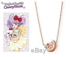 New Magic Angel Creamy Mami Necklace Jewelry Limited Japan Gift Anime Silver F/S