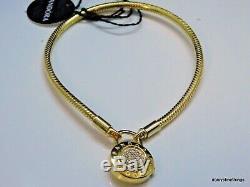 Nwt Authentic Pandora Shine Bracelet Signature Padlock #567757cz Multiple Size