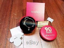 Pandora China Exclusive Mickey 90 Hot Air Balloon Of True Love Gift Set