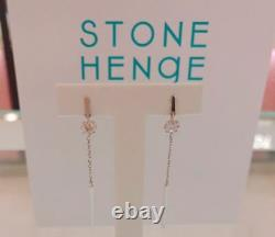 STONE HENGE K1147 Earrings Korea Jewelry with Free Gift and Free Shipping
