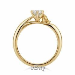 Sanrio Pompompurin Ring Yello Gold Silver Zirconia Present Gift Japan Kawaii