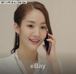 StoneHenge Stone Henge K1205 EARRING Jewelry Gift KOREA Drama Park Min Young
