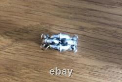 The Great Frog Jewellery, Lock Down Ring, Brand New boxed, Size S, Unwanted Gift
