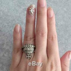 VIVIENNE WESTWOOD RING JEWELRY AUBE LADIES WOMEN GIFT S size COLECTIBLE SILVER